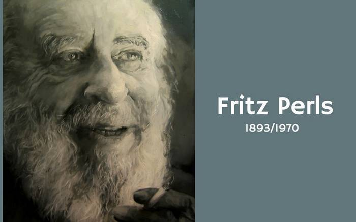 In terapia con Fritz Perls. Guarda l'esclusivo video della seduta con Gloria!